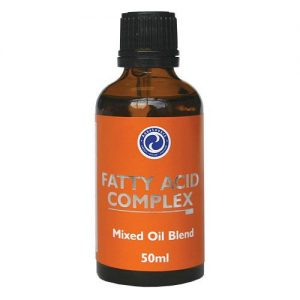 AquaSource product Fatty Acid Complex bottle