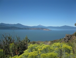 The upper Klamath Lake the products