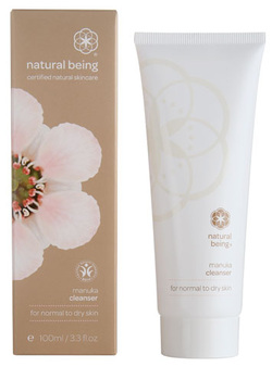 Cleansing manuka lotion for normal to dry skin