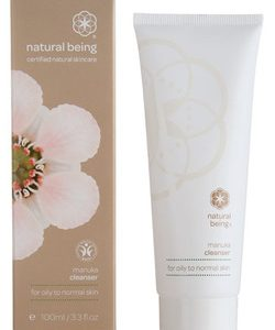 Cleansing Manuka oily to normal