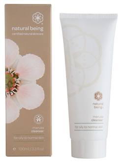 Cleansing manuka lotion for oily to normal skin