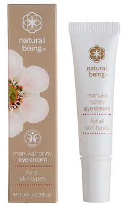 Manuka honey eye cream for all skin types