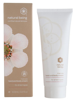 Manuka Hand and Body Cream