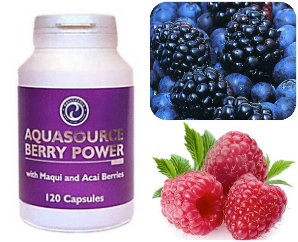 berry power caps