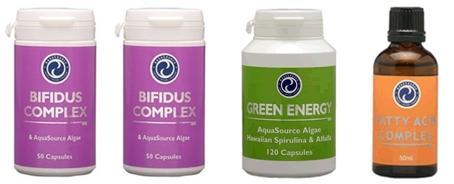 Aquasource products promotion bifidus
