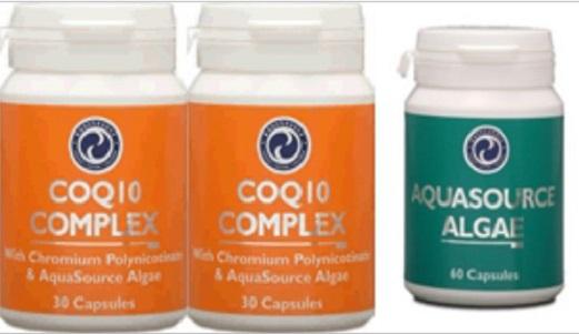 promotion CoQ10 afa algae