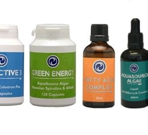 ColActive3, Green Energy, Fatty Acid, AFA Algae